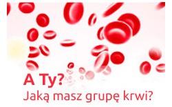 Jaką masz grupę krwi
